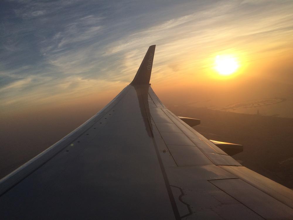 Let z Dubaje