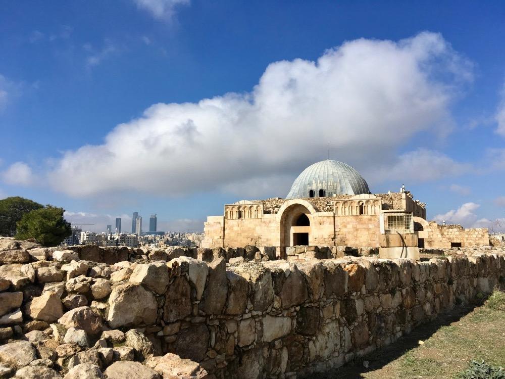 Umayyad Palace - Amman Citadel