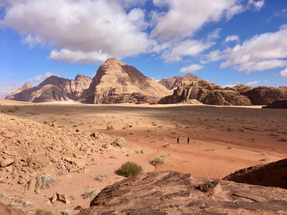 5 dní v Jordánsku: Petra, Wadi Rum, Ammán