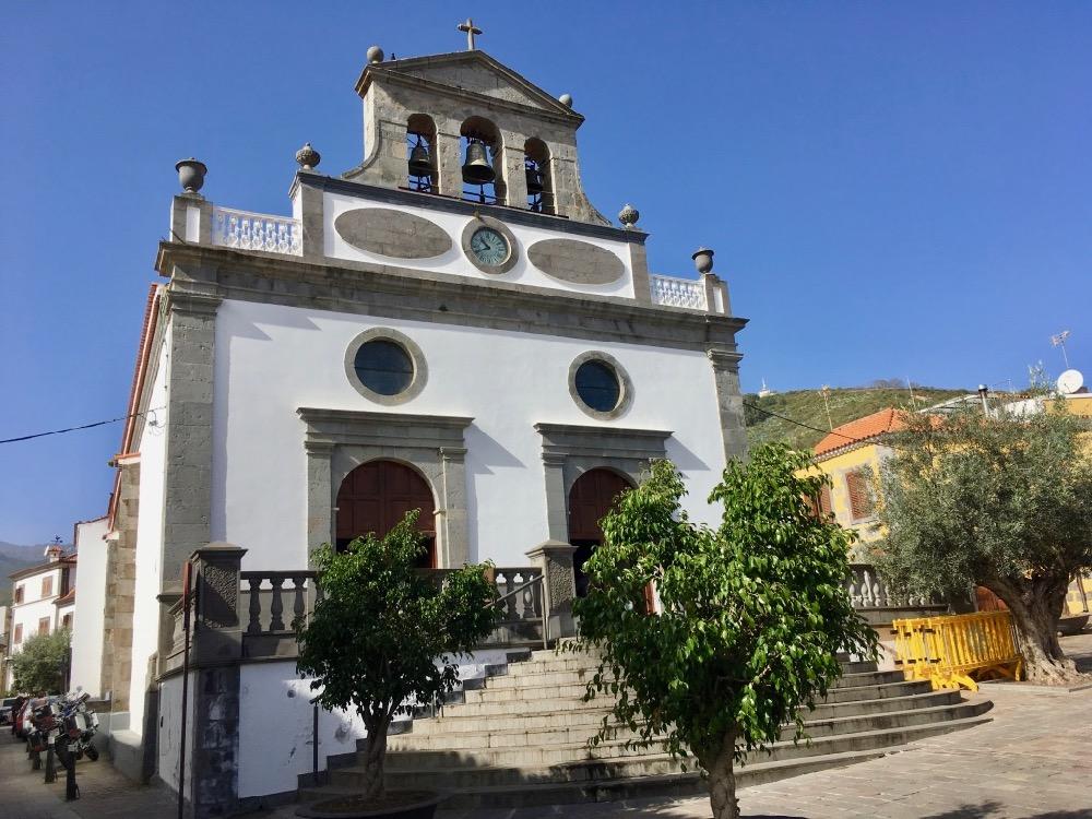 San Mateo - kostel