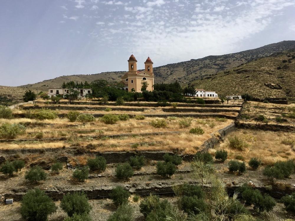 Kostel po cestě