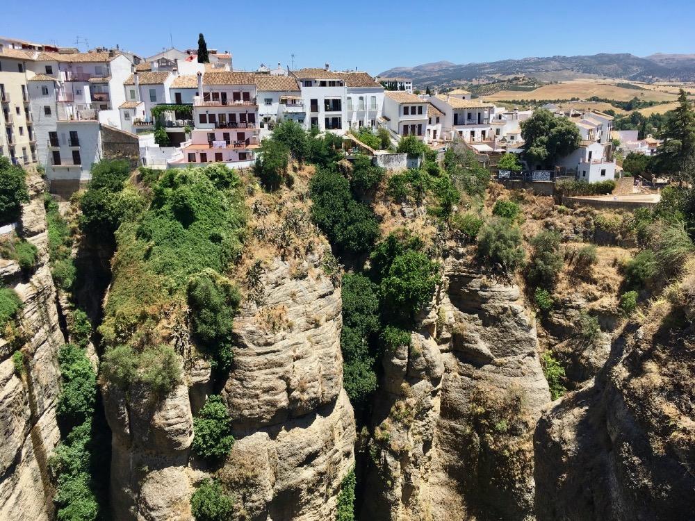 Ronda - město na skále