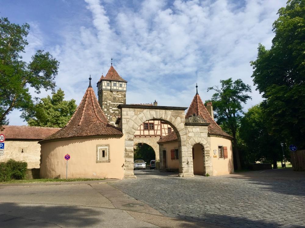 Rotthenburg ob der Tauber