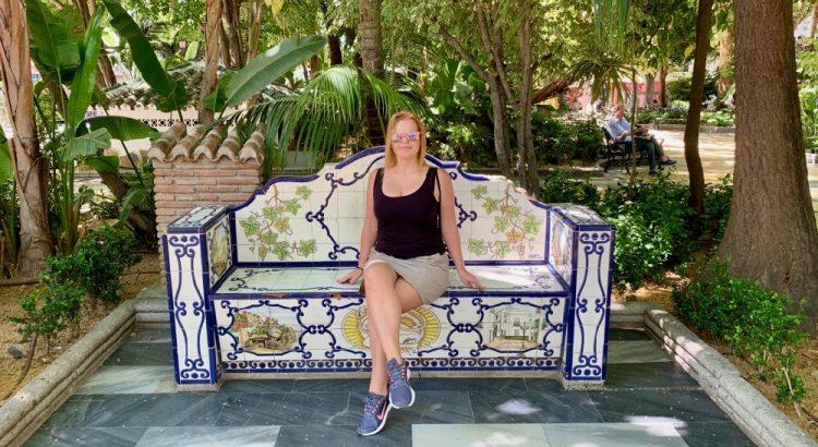 V parku v Marbella