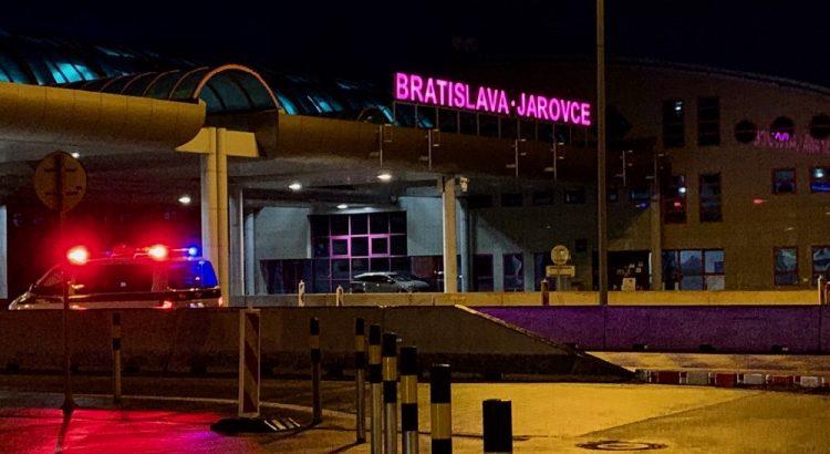 Hranice Bratislava -Jarovce
