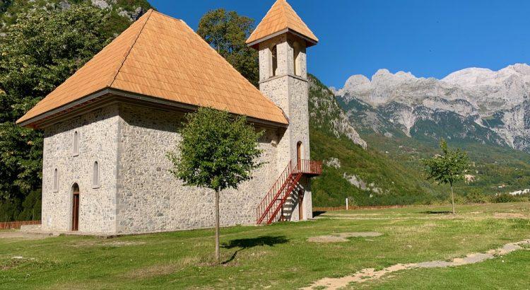 Kostel Kisha e Thethit