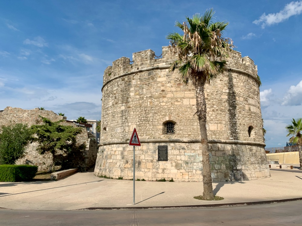 Hrad v Durres