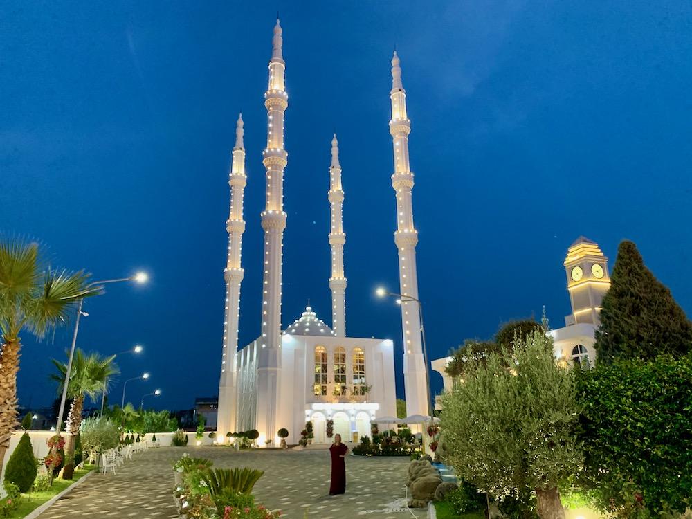 Mešita Riza Bajrami v Durres