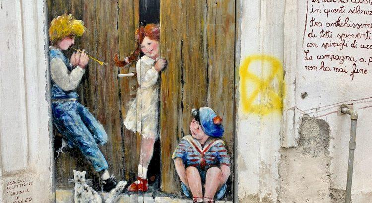 Durres - streetart