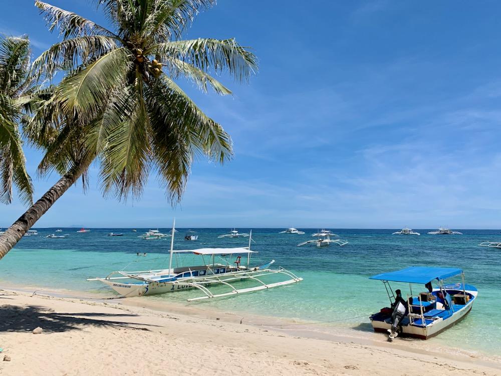 Moře na Filipínách